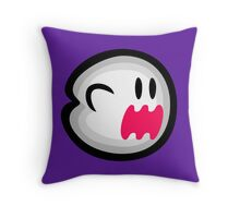 Boo Diddly 1 Throw Pillow