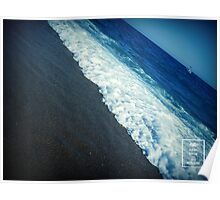 Antalya Turkey Sea Poster