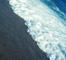 Antalya Turkey Sea Sticker