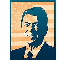 Ronald Reagan Photographic Print