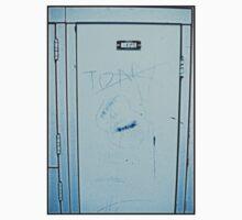 Tony's Locker... or Is It? One Piece - Long Sleeve