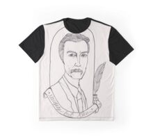 Naughty But Rice Graphic T-Shirt