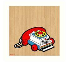 Hybrid (Cameraphone) Art Print