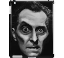 Master of Macabre iPad Case/Skin