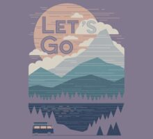 Let's Go Kids Tee