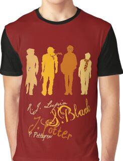 Four Marauding Marauders Graphic T-Shirt