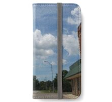 Downtown Peculiar iPhone Wallet/Case/Skin