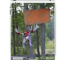 Swamp people... iPad Case/Skin