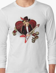 Tom Petty Portrait Long Sleeve T-Shirt