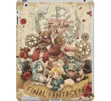 Nine Party Fantasy iPad Case/Skin
