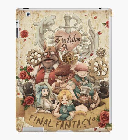 Nine Party Fantasy iPad Case/Skin