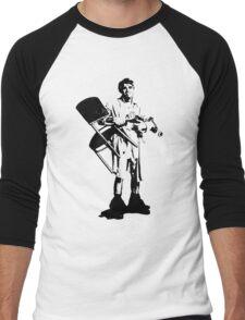 Navin Men's Baseball ¾ T-Shirt
