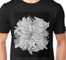 book flower  Unisex T-Shirt