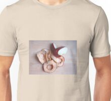 Sliced apple Unisex T-Shirt