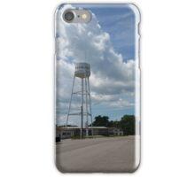 Peculiar Water Tower iPhone Case/Skin