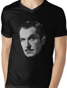 Mouth of Madness Mens V-Neck T-Shirt