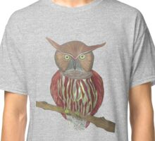 Country Owl Classic T-Shirt