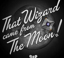 That Wizard Came From The Moon Destiny Design by MikuBear