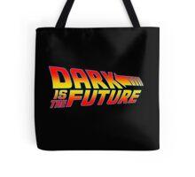 Dark is the Future Tote Bag