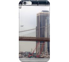 East River Cityscape iPhone Case/Skin