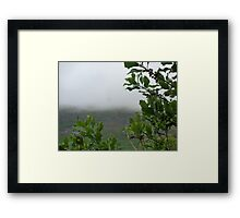 Mist of Kerry Framed Print