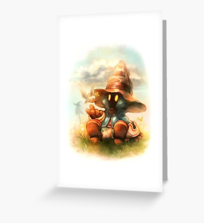 Happy Vivi Greeting Card