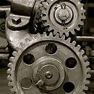 Gears 2 by Joy Fitzhorn