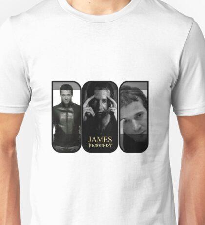 JAMES PUREFOY Unisex T-Shirt