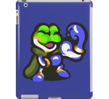 Frog Wins! iPad Case/Skin
