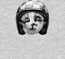 Biker Cat Unisex T-Shirt