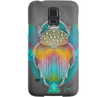 The Darkest Night Will End and the Sun Will Rise (Scarab) Samsung Galaxy Case/Skin
