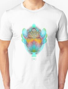 The Darkest Night Will End and the Sun Will Rise (Scarab) T-Shirt