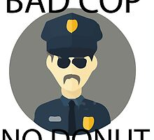 Bad Cop by miked777