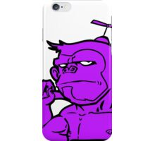 Monkey Man iPhone Case/Skin
