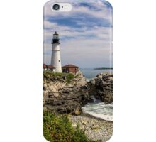 Portland Head Lighthouse iPhone Case/Skin