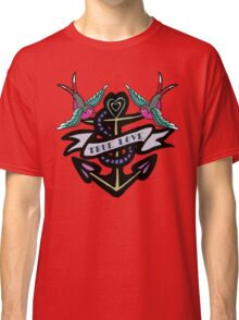 True Love Tattoo Classic T-Shirt