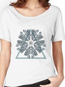 View triangular totem Women's Relaxed Fit T-Shirt