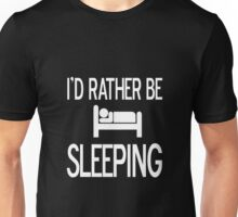 Sleeping and resting  Unisex T-Shirt