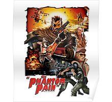 MGSV- Phantom Pain Poster