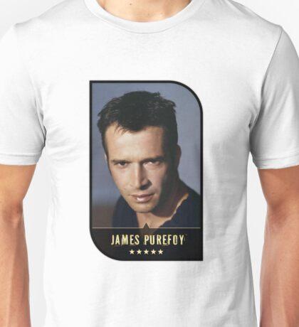 JAMES PUREFOY PART 2 Unisex T-Shirt
