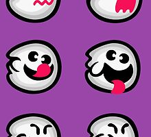 Boo Diddly Set by likelikes
