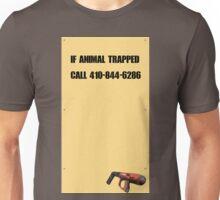 The Wire - Nail Gun Unisex T-Shirt