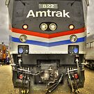 Amtrak 822 by George Lenz