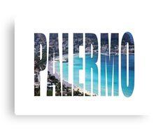 Palermo Canvas Print