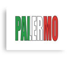 Palermo. Canvas Print