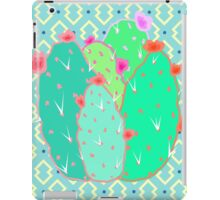 Pear Cactus iPad Case/Skin