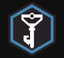 Ingress Resistance Logo Inverse by mstrlargo