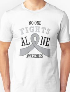 Cancer Awareness Ribbon Unisex T-Shirt