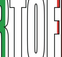 Portofino. Sticker