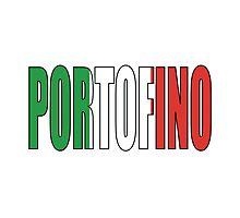 Portofino. Photographic Print